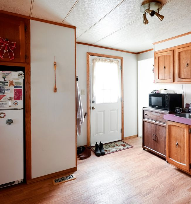 Manufactured Home on Double Lot: $249,900.00