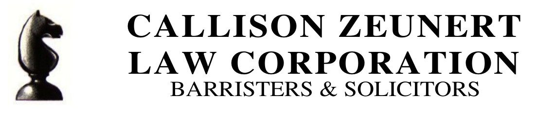Callison Zeunert Law Corporation